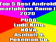 Top 5 Best Android Smartphone Game In 2020